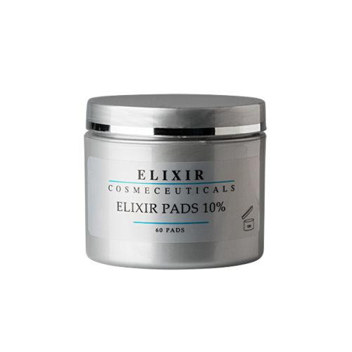 Elixir Cosmeceuticals Pads 10 %