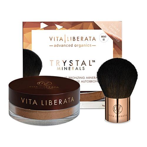 Vita Liberata Trystal Minerals Solpudder